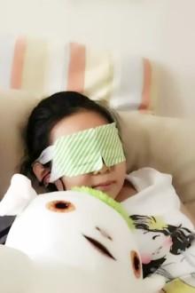 Protect eyesight_steam warming eye mask